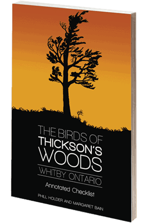 Birds of Thickson's Woods