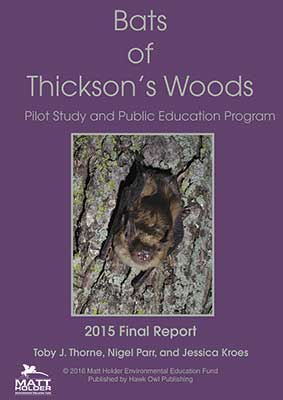Bats Of Thickson's Woods