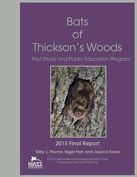 2015 Bat Report